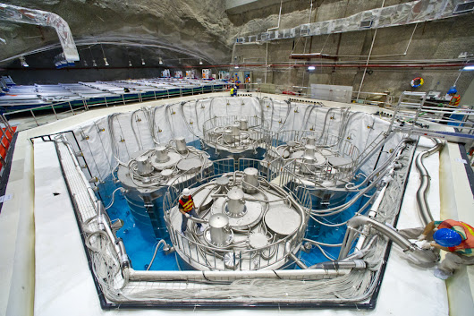 New Particle Physics Study Says Modeling Error Could Explain 'Antineutrino Anomaly' | Berkeley Lab