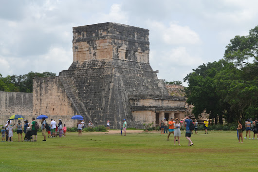 MEXICAN EXCURSION WITH OLYMPUS TOURS: 7th WONDER OF THE WORLD TO CHICHEN ITZA - Kiwi The Beauty