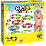 Creativity for Kids Emoji Bracelets Kit