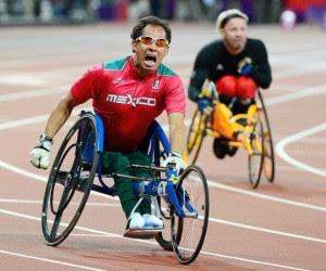 deportistas discapacitados
