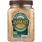 Rice Select Jasmati Rice - Brown - 30 Ounce -PACK 4