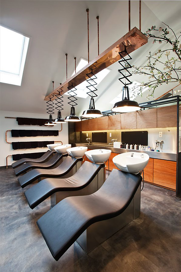 15 Ideas For A Stylish Beauty Salon Your No1 Source Of