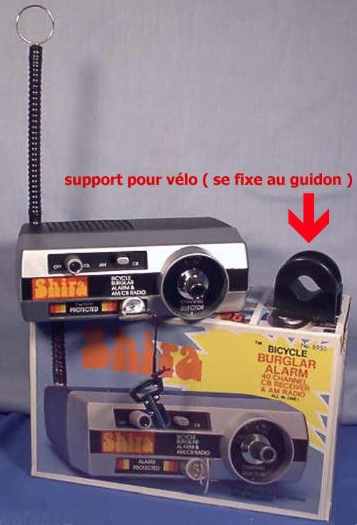 radio bicyclette