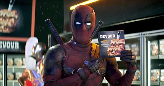 Deadpool's Newest Product Pitch Takes Us Inside His Dreams, Which Center on … Frozen Food? – Adweek
