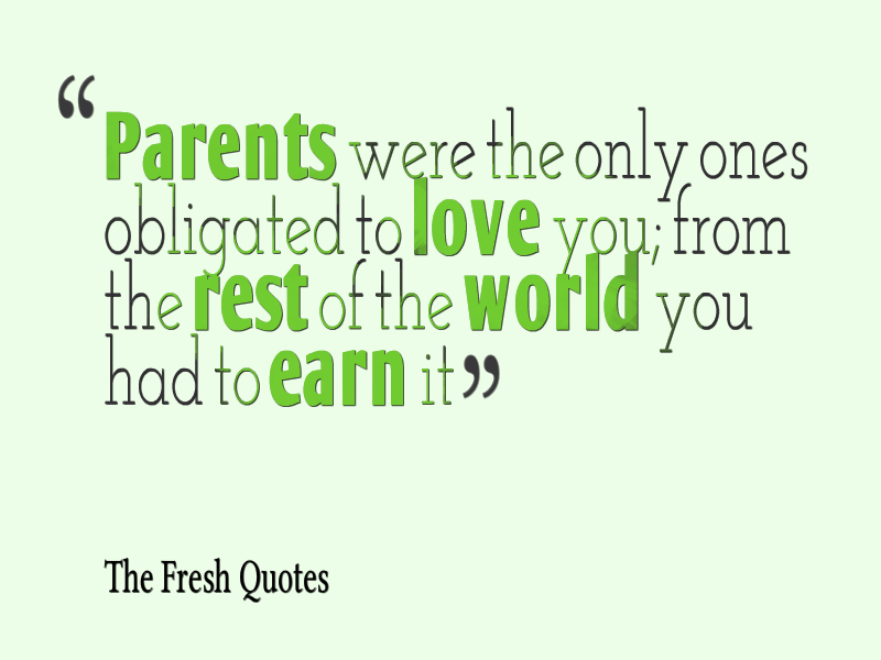 Quotes About Family Obligation 30 Quotes
