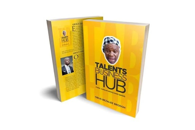 "[BangHitz] Obus Zalee releases this amazing new book ""Talents and Business Hub"""
