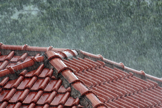 Heavy Rain and Roof Damage