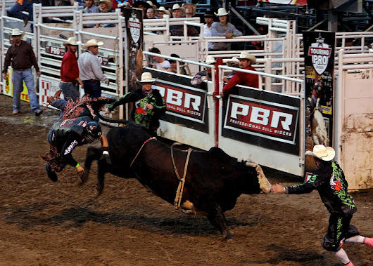 Professional Bull Riders: Heroes and Legends - Wikipedia