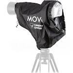 """Movo CRC23 Storm Raincover Protector for DSLR Cameras, Lenses, Photographic Equipment (Medium Size: 23 x 14.5)"""