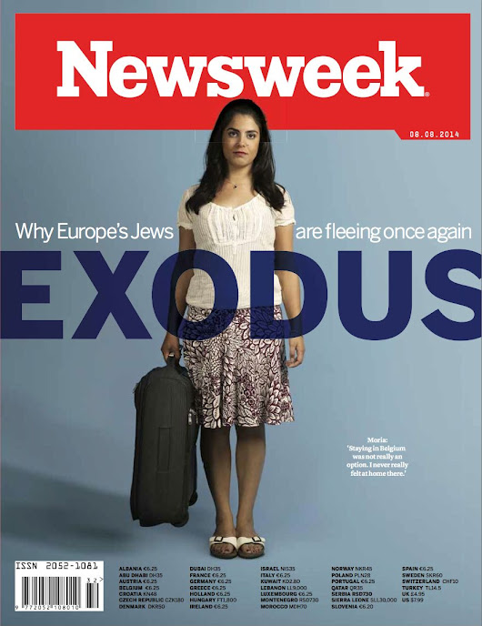Exodus: Why Europe's Jews Are Fleeing Once Again