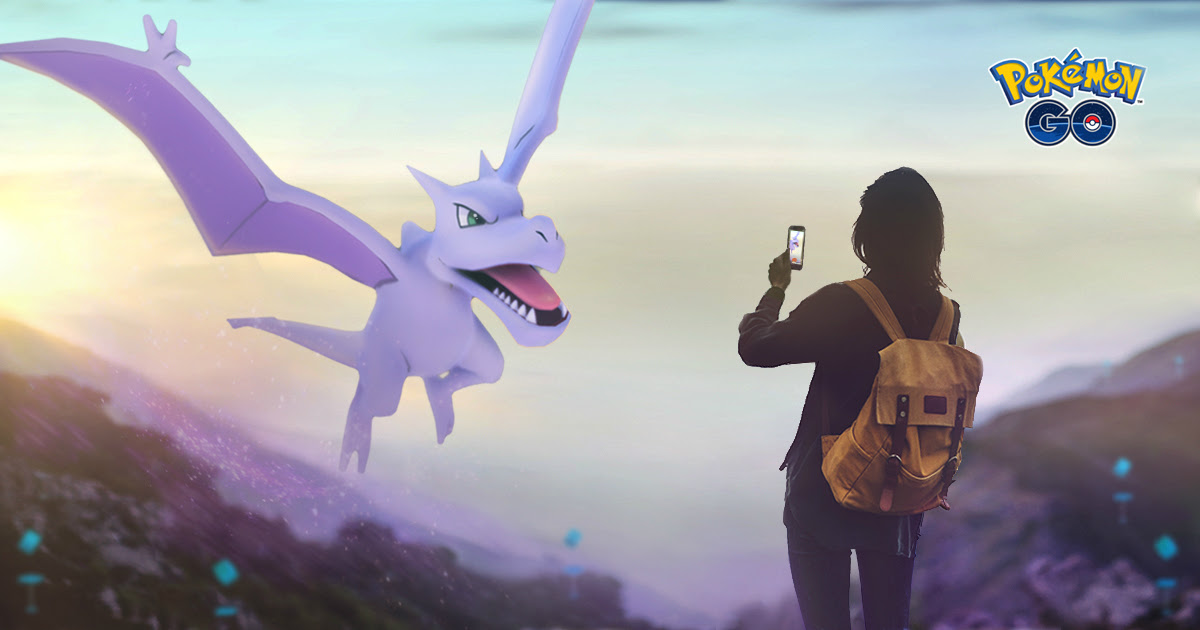 Pokemon Go is kicking off a new 'Adventure Week' event with enhanced item drops screenshot