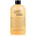 Philosophy Vanilla Birthday Cake Shampoo, Shower Gel & Bubble Bath - 16 oz bottle