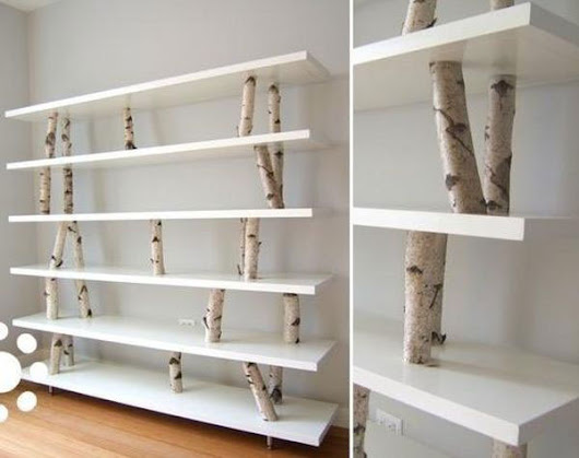 Unique DIY Shelving Ideas For Interior Decor  | Rustic Crafts & Chic Decor