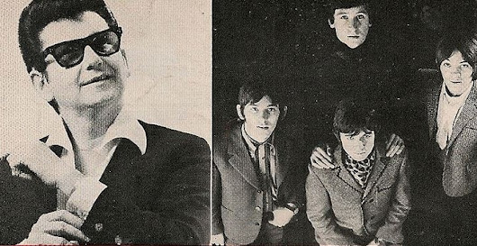 The Small Faces and Roy Orbison 1967 Tour Program – Voices of East Anglia
