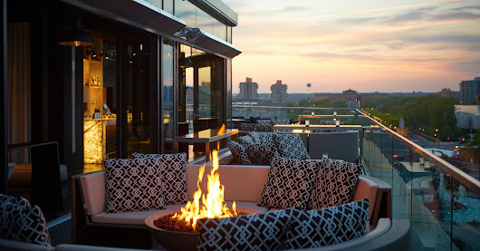 28 Essential Philly Rooftops and Patios for Outdoor Drinking and Dining
