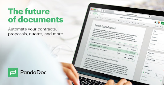 I get docs signed quickly, easily, and all online with PandaDoc!