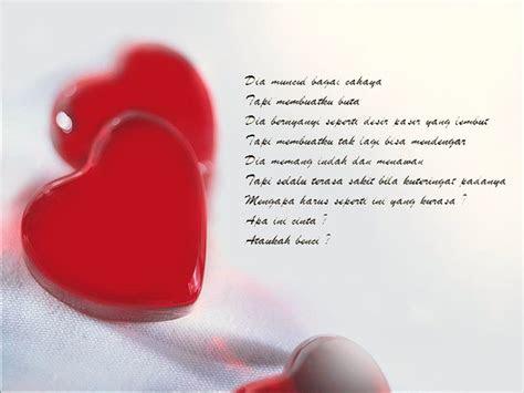 kumpulan puisi cinta romantis sejati kata kata cinta mutiara
