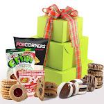Back To School Gluten Free Gift Tower Gift Basket