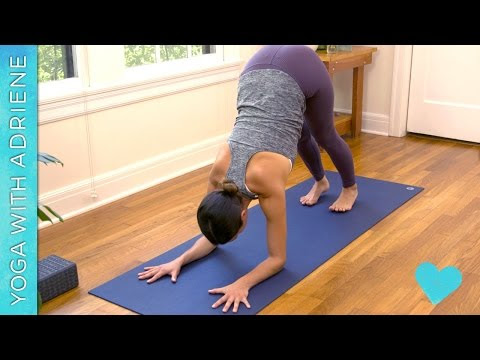 Dolphin Pose - Yoga With Adriene