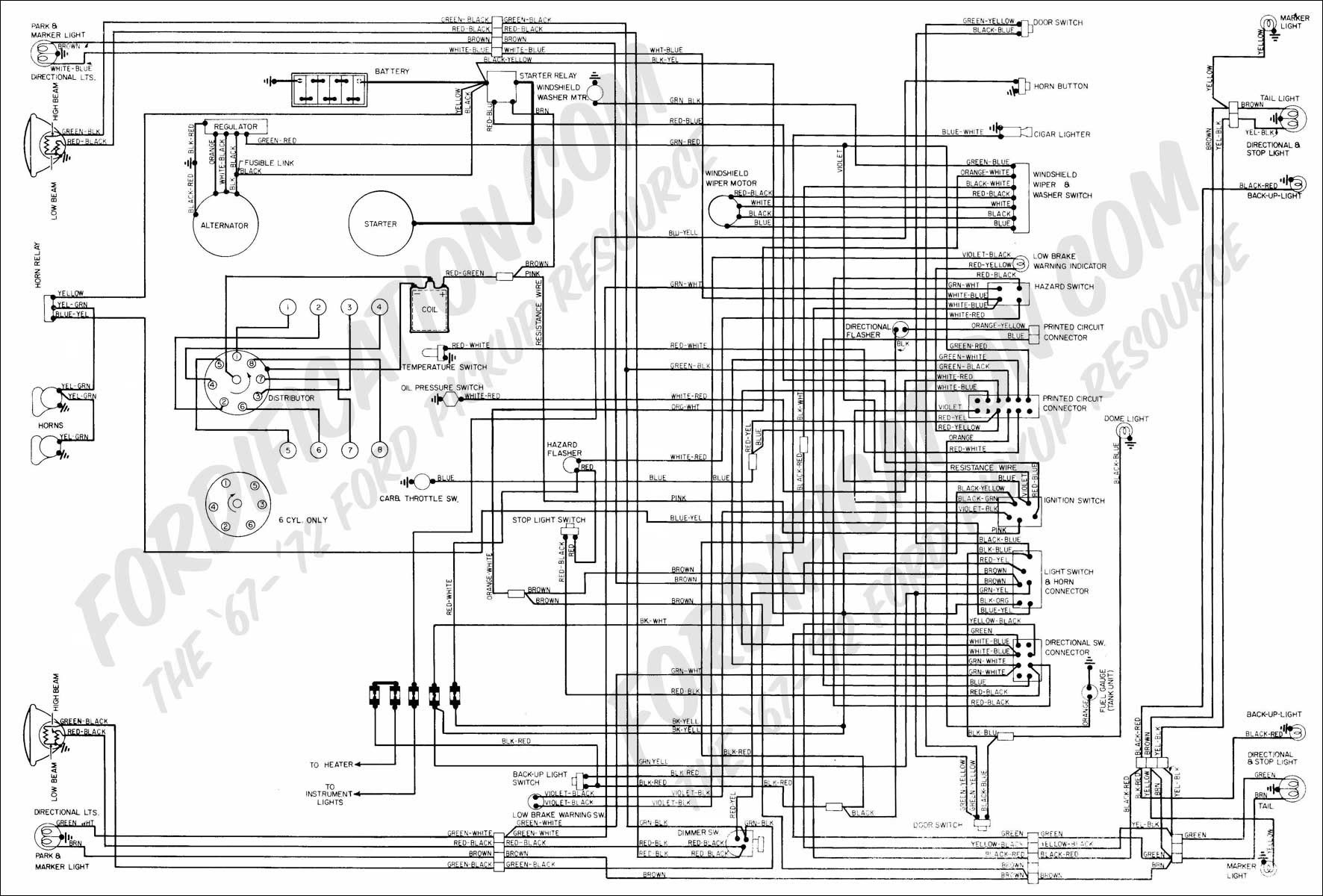 Ford Wiring Manual