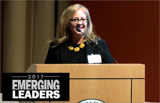 Bucks County Public Relations Vice President named 'Emerging Leader'