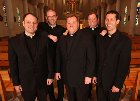 New Priests