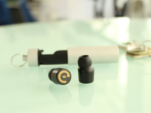 Earin - The Worlds Smallest Wireless Earbuds