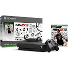 Microsoft Xbox One X - 1 TB - NBA 2K19 Bundle - Black