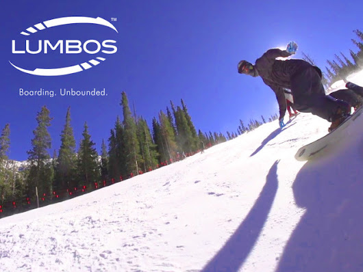 LUMBOS™ technology— Boarding. Unbounded.