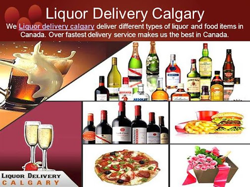 Liquor Delivery Calgary offers wide selection of #liquor and ales from both…
