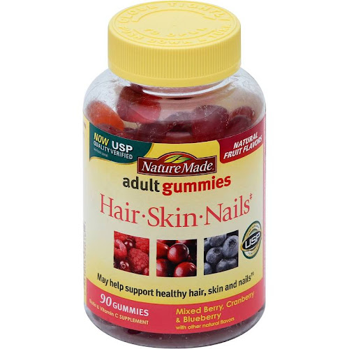 Nature Made Hair, Skin, Nails, Adult Gummies - 90 gummies