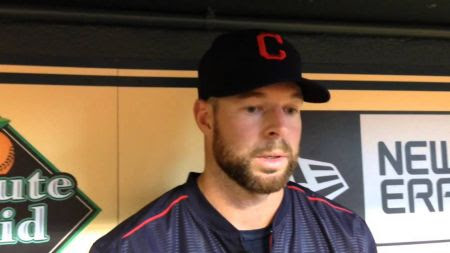 Indians ink ace Corey Kluber to 5-year extension