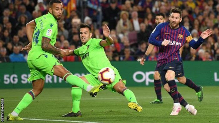 [Goal Highlight] Barcelona 1 – 0 Levante (Watch Here)