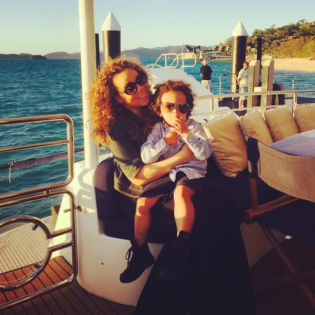 Mariah Carey (Foto: reprodução / instagram)