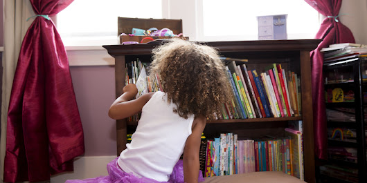 The 8 Essential Kinds Of Books That Every Kid Should Own