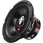 Boss Audio 8-Inch Dual Voice Coil 4-Ohm 1000-Watt Car Subwoofer, Black | P80DVC by VM Express