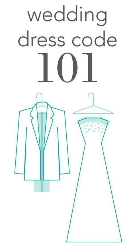 Wedding Dress Code 101   Invitations by Dawn
