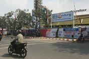 'Deadline' Habis, Lahan Proyek Transmart Surabaya Belum Dikosongkan