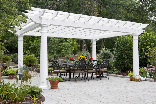 5 Questions to Ask When Buying a Pergola - Country Lane Gazebos