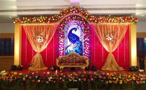 Marriage Stage Decoration Service Provider from Chennai
