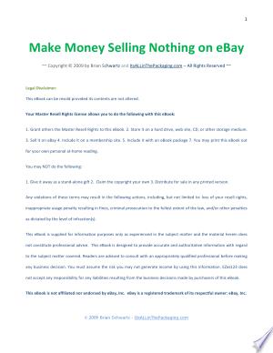 Download Ebay Ebooks Pdf Epub Kindle Txt Free