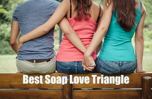 Best Love Triangles in Soap Opera History | Hollywood Hiccups