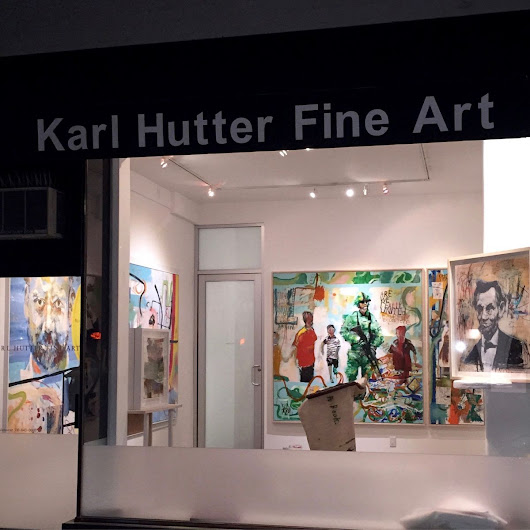Karl Hutter Fine Art | WILLIAM QUIGLEY ART