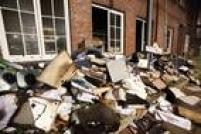 "<p>O ataque destruiu parte da sede do jornal""Hamburger Morgenpost""</p>"
