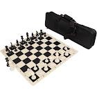 Heavy Tournament Silicone Board Chess Set