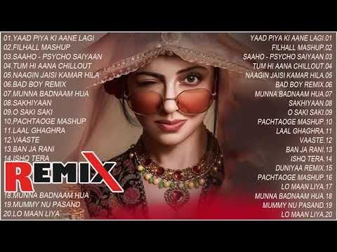 NEW HINDI REMIX MASHUP SONG 2019 January – NONSTOP PARTY DJ MIX | Latest Bollywood Remix Songs 2020