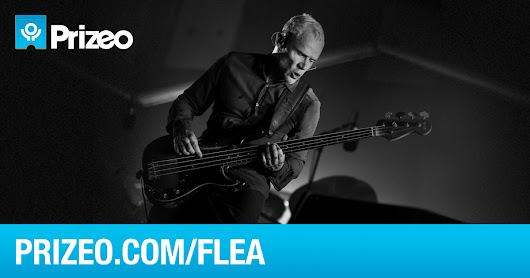 Win a Bass Lesson with Flea