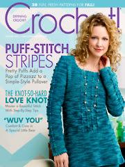 Crochet! Autumn 2013