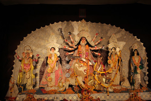 Dance of Durga Tandav On The Soul of Scams And Corruption by firoze shakir photographerno1