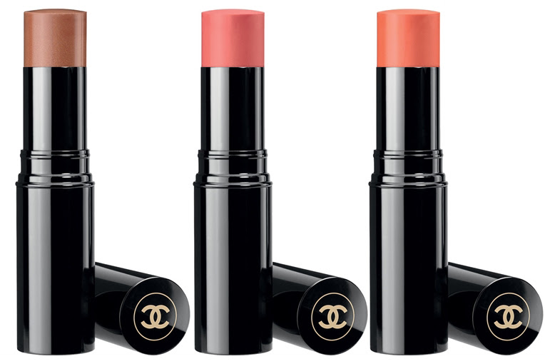 Chanel LES BEIGES HEALTHY GLOW SHEER COLOUR STICK summer 2015